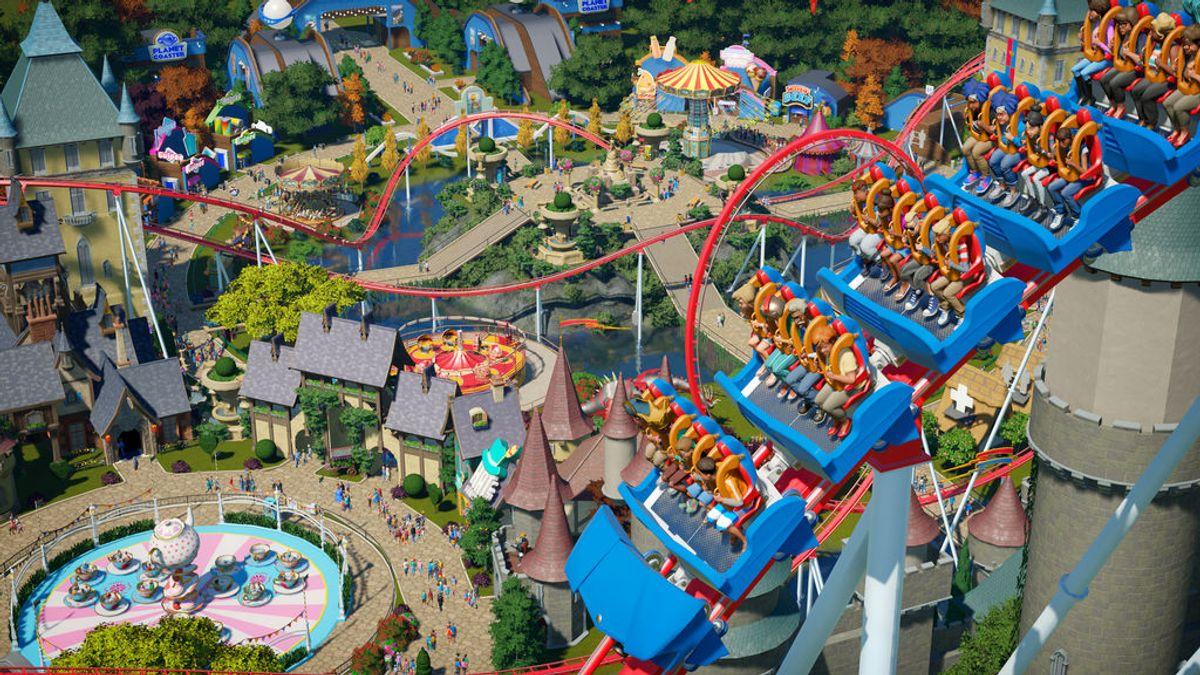 Planet Coaster Console Edition y como soñar a ser el próximo  Walt Disney