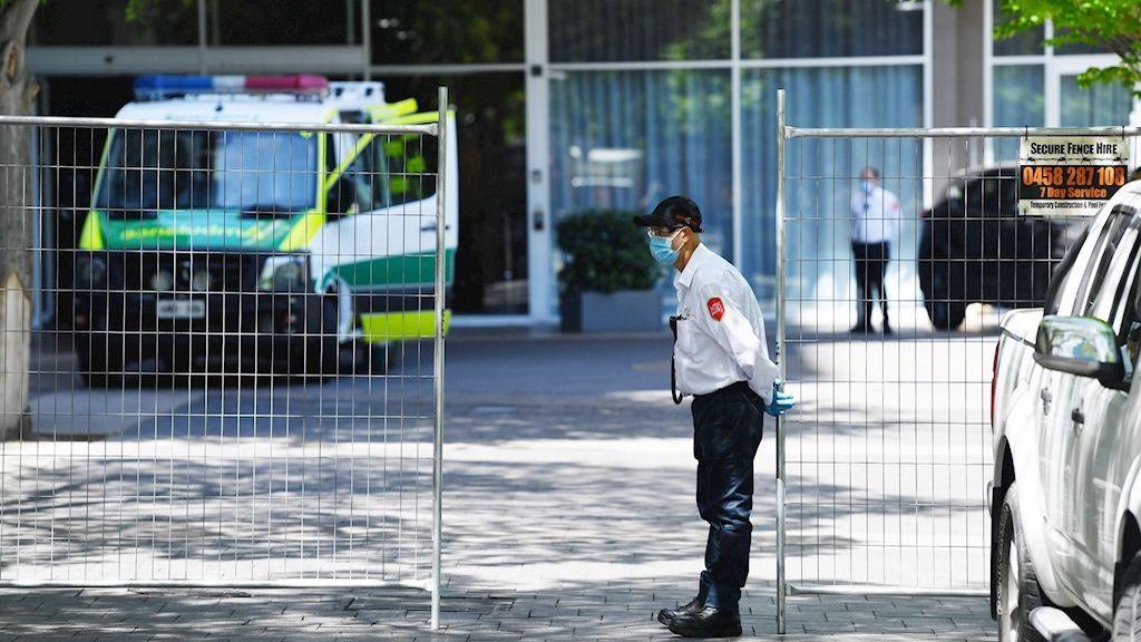 Un español positivo por covid-19, culpable del confinamiento más estricto en Australia