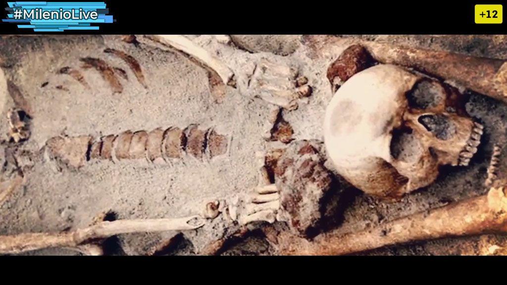 'Milenio Live' investiga en directo el posible hallazgo del último Aoroi