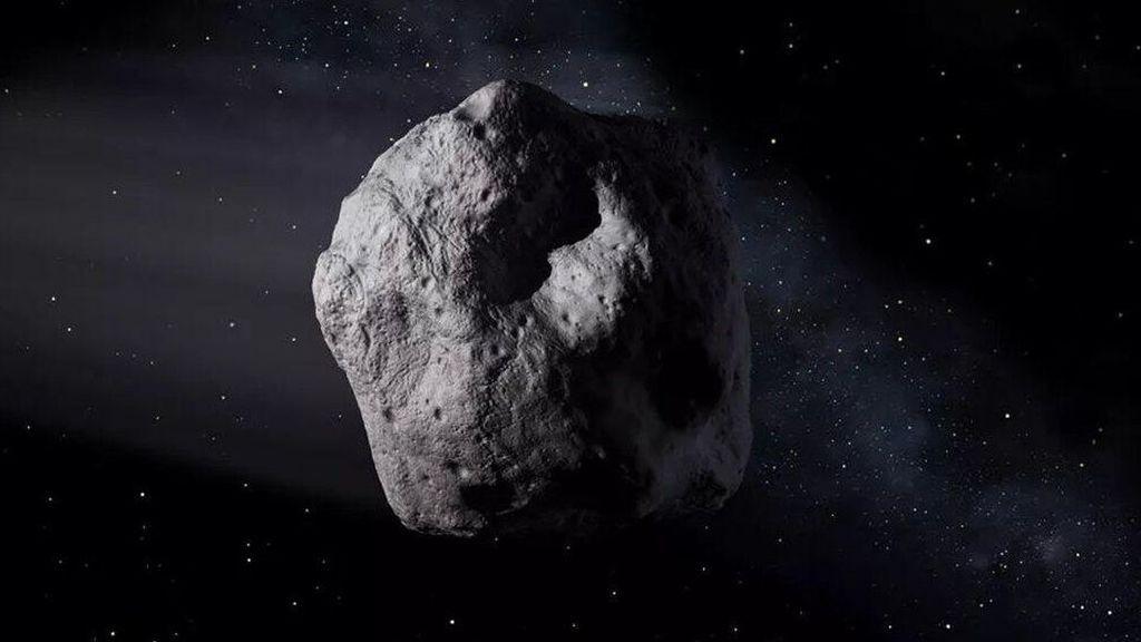 Un asteroide de 10 metros batió el récord de aproximación a la Tierra sin que nadie lo viera venir