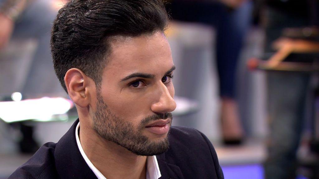 Asraf Beno fue expulsado de 'MyHyV'