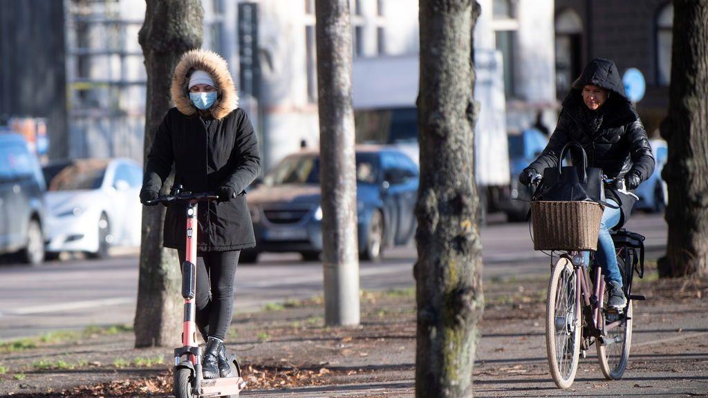 Suecia, bronca y contagios