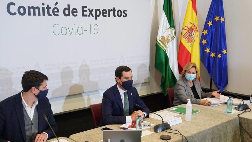 Las explicaciones del Gobierno andaluz sobre los buenos datos del Covid-19 en Madrid