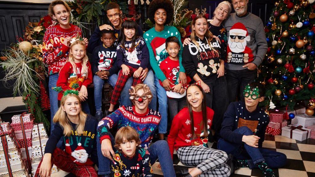 Presume de espíritu navideño: los jerséis más originales para mantener la ilusión en 2020