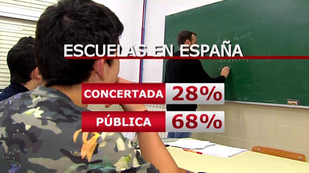 Polémica por la 'Ley Celaá': ¿qué supone para la escuela pública y la concertada?