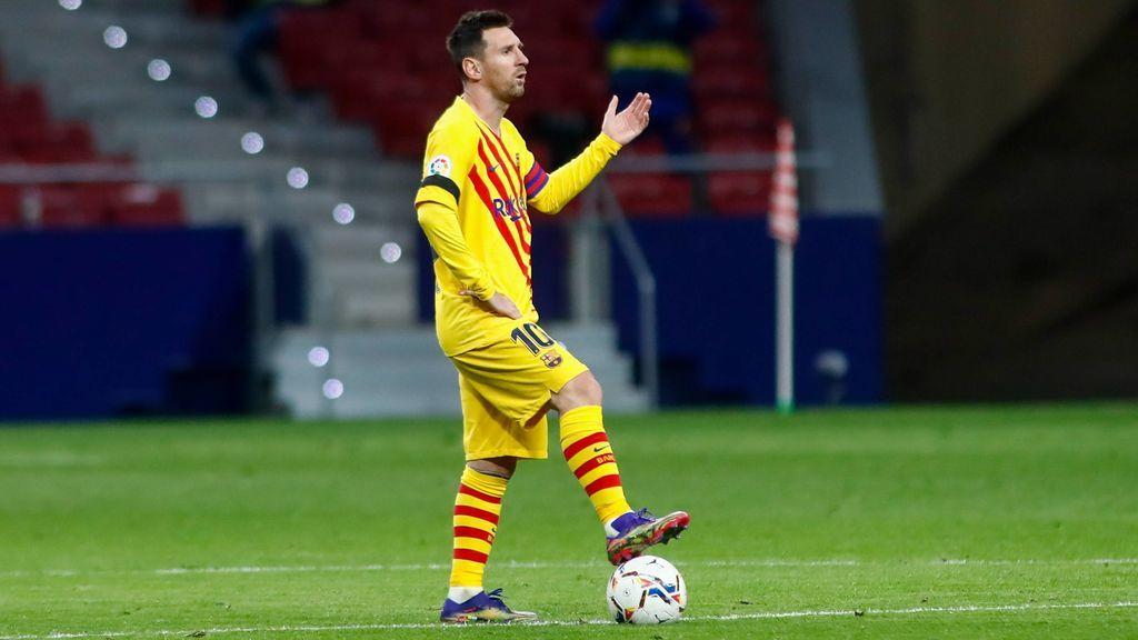 Sin noticias de Messi: el argentino volvió a desaparecer en un partido importante