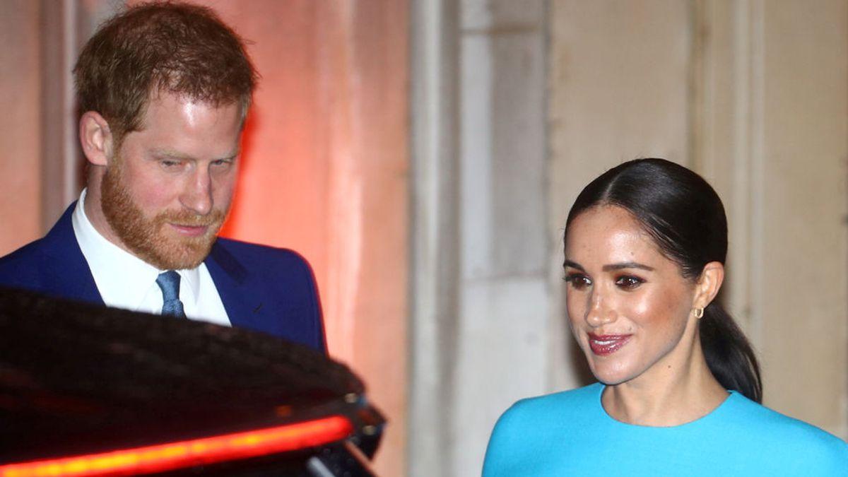 Enrique y Meghan se llevan todos los muebles de su casa de Windsor