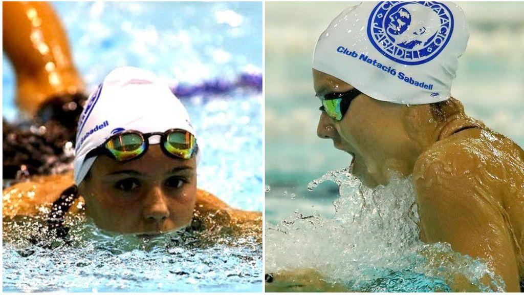 Cata Corró y la demostración de querer es poder: la nadadora gana ocho medallas después de que hace ocho meses fuera intervenida de un tumor cerebral