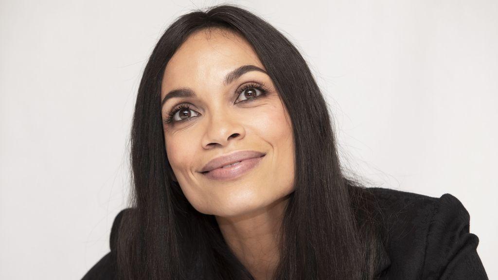 La actriz Rosario Dawaon