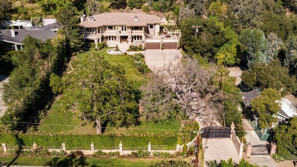 Se vende la mansión que sirvió de plato al reality de las Kardashian