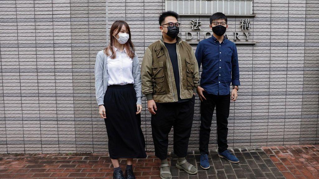 """El activista de Hong Kong Joshua Wong se declarará culpable de instigar la """"asamblea ilegal"""" de junio de 2019"""
