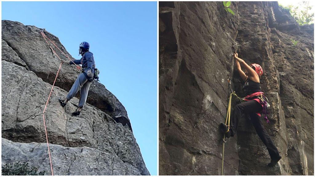 Diferencias entre escalada deportiva y escalada tradicional