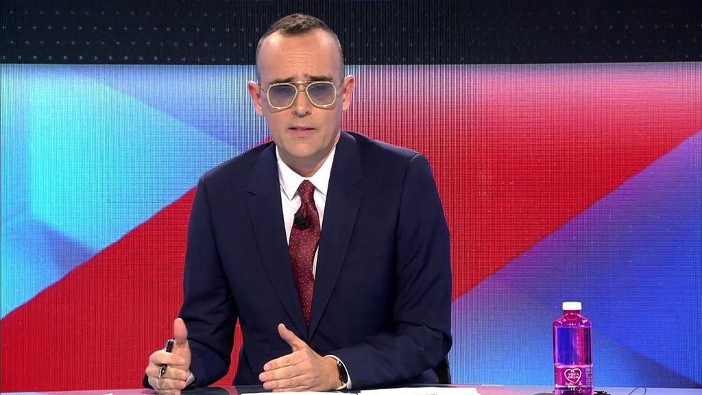 Risto Mejide, contundente contra el mensaje de los políticos para 'salvar la Navidad'