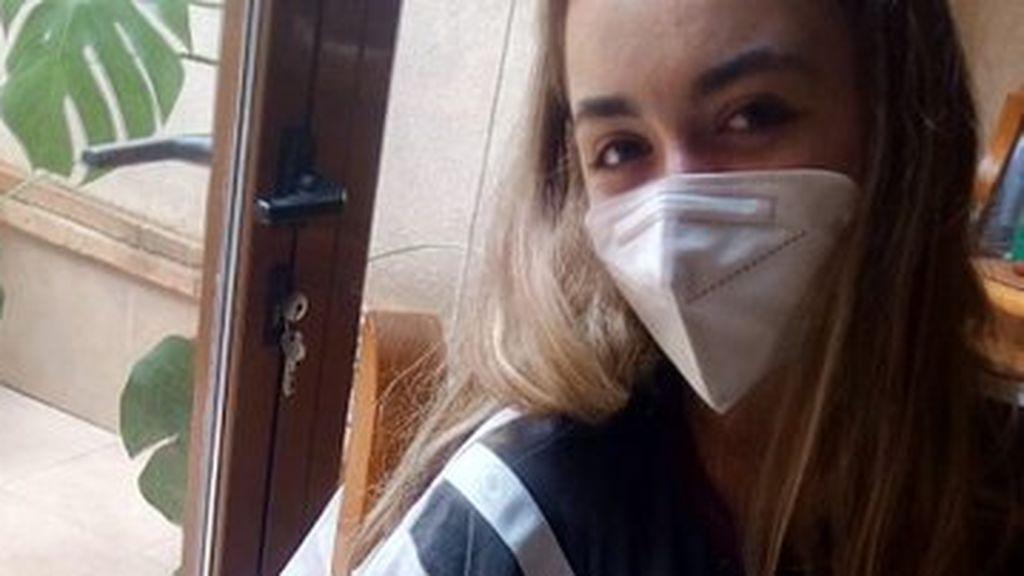 Elena Cañizares, la estudiante de enfermería amenazada por sus compañeras de piso por tener coronavirus