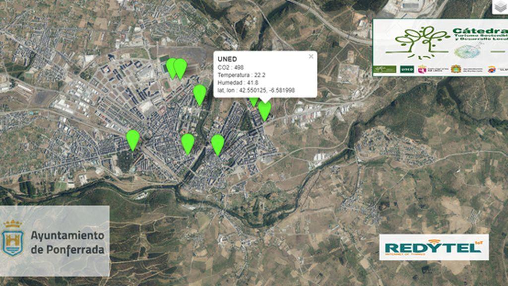 Los datos públicos del Ayuntamiento de Ponferrada.