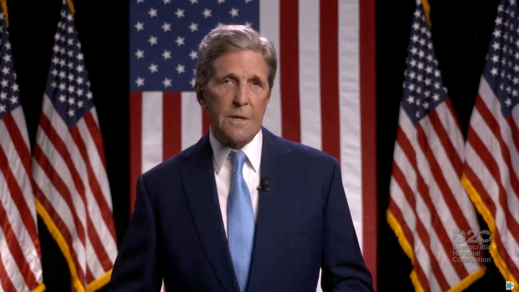 Biden elige al veterano John Kerry como 'zar' contra el cambio climático