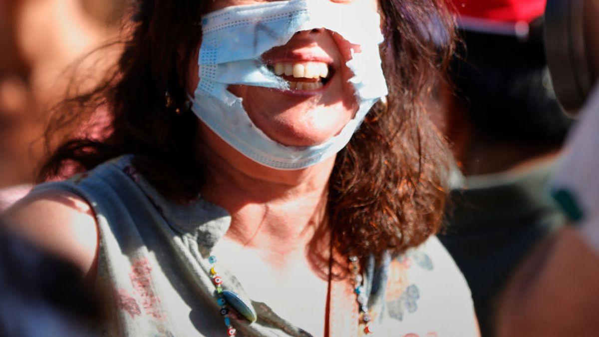 El Supremo rechaza las tesis de los antimascarillas que se quieren contagiar para inmunizarse