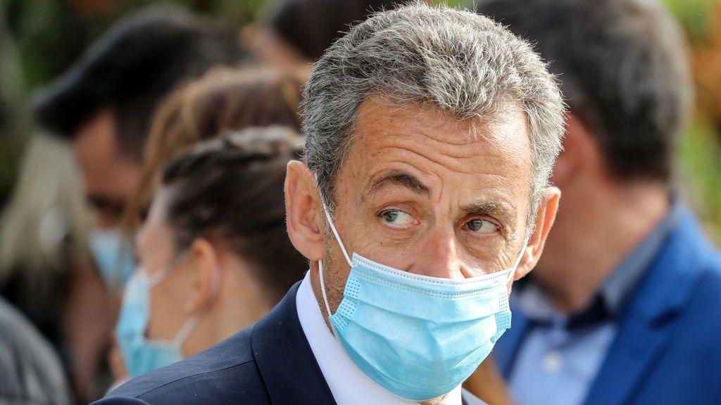 """Sarkozy se sienta hoy en el  banquillo por el caso """"Azibert"""""""