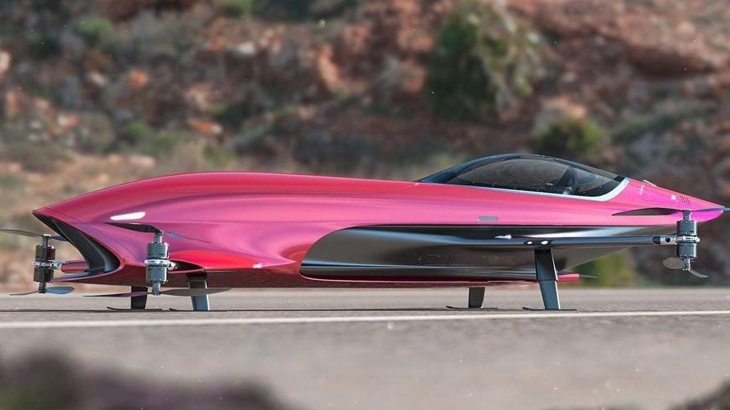 Airspeeder: no, no es ciencia ficción, los coches voladores de la Fórmula 1 más cerca que nunca