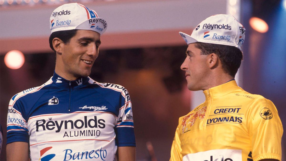 ¿Quiénes han sido los mejores ciclistas españoles?