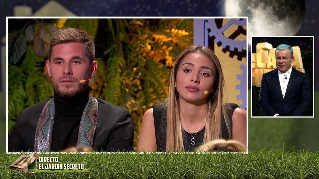 """Tom y Sandra tienen una fuerte discusión por Samira y Jorge Javier se posiciona: """"Creo que no tienes razón"""""""