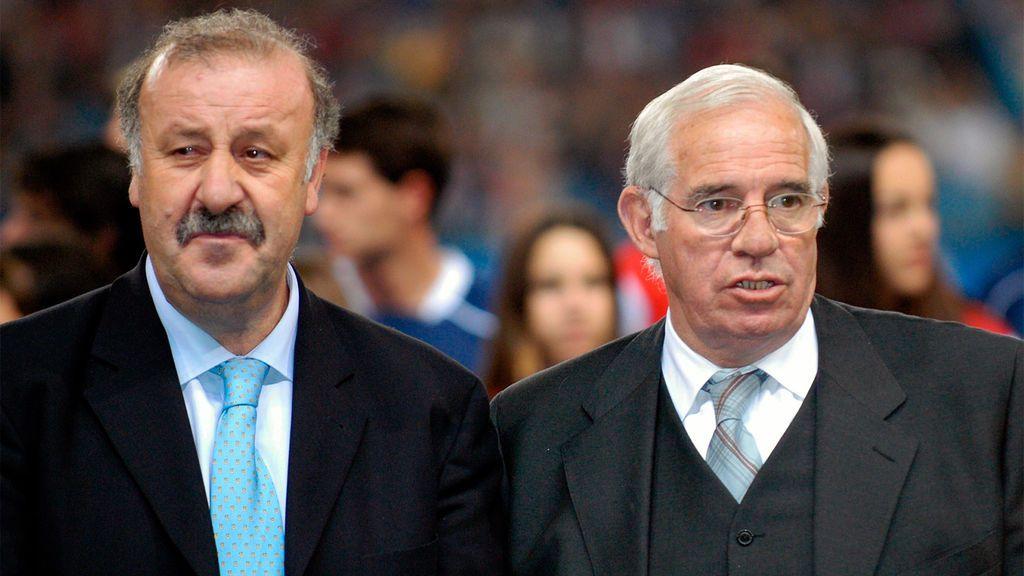 Quiénes son los seleccionadores de fútbol de España