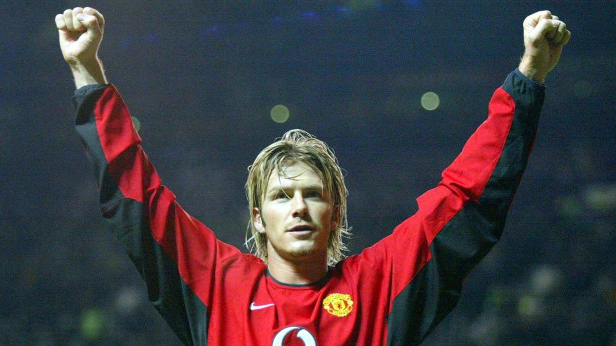 David Beckham gana más dinero como jugador del FIFA 21 que futbolista en la vida real