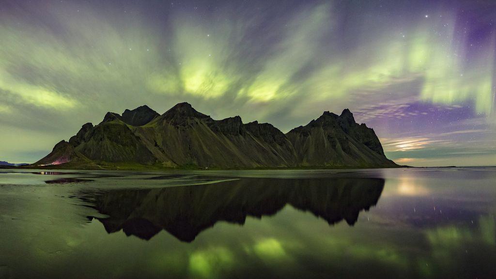 Semana de auroras boreales espectaculares: cómo verlas en directo desde casa