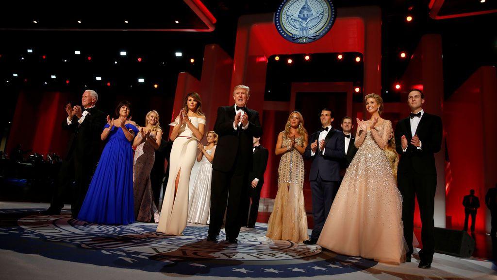 Las posibles sucesoras del presidente Trump dentro de su familia