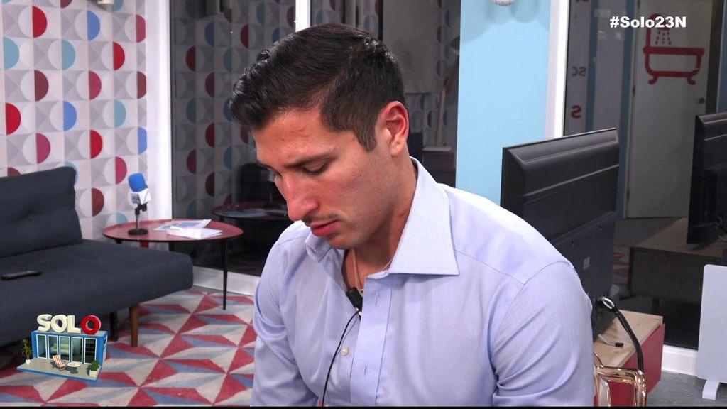 """Gianmarco decide marcharse soltero del pisito tras hablar con sus finalistas: """"No he sentido nada que me haya hecho enloquecer"""""""
