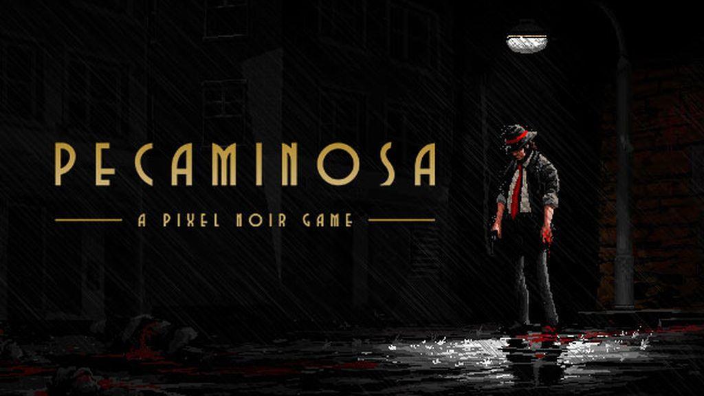 Pecaminosa, el Action-RPG de estética noir, debuta en Steam