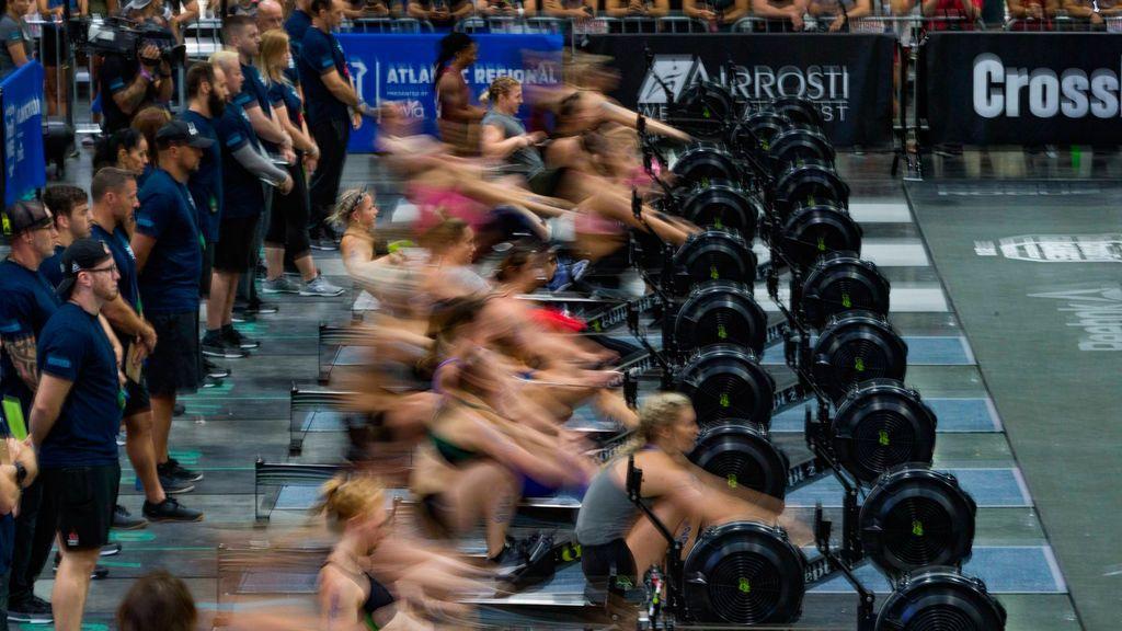 Cuáles son las pruebas de la final de los CrossFit Games 2020