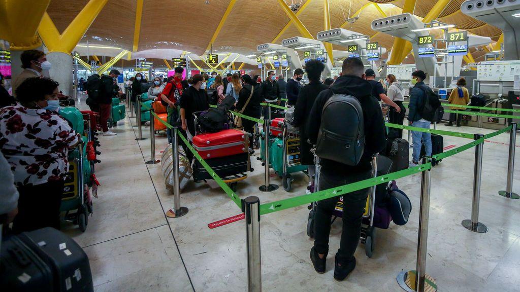 Cuáles son los países de riesgo que necesitan una PCR negativa 72 horas antes de entrar en España