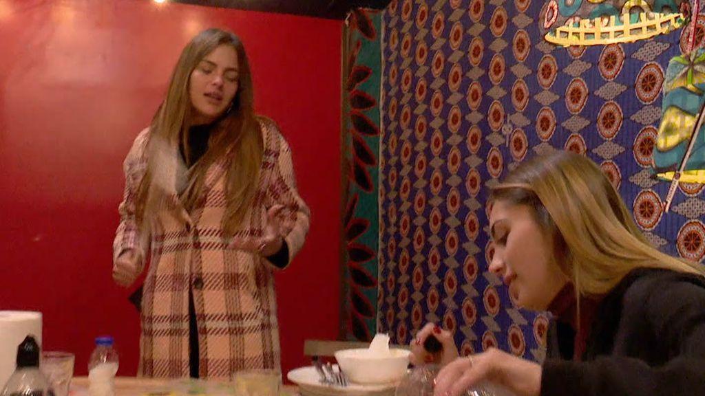 Imágenes inéditas: Sandra habla con Marta de sus desconfianzas hacia Tom