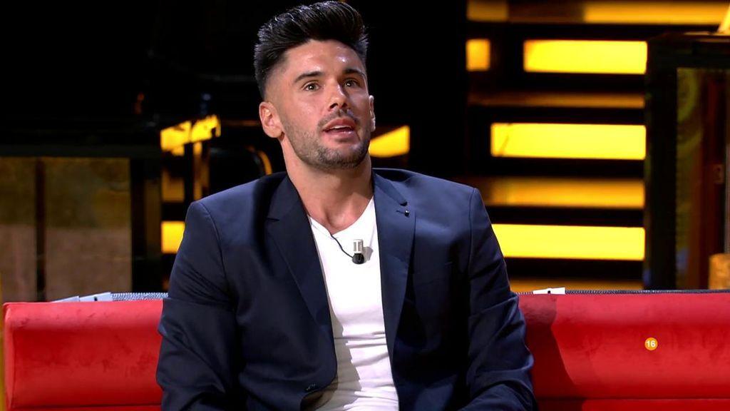 Dani dice que no está enamorado de Marta Peñate