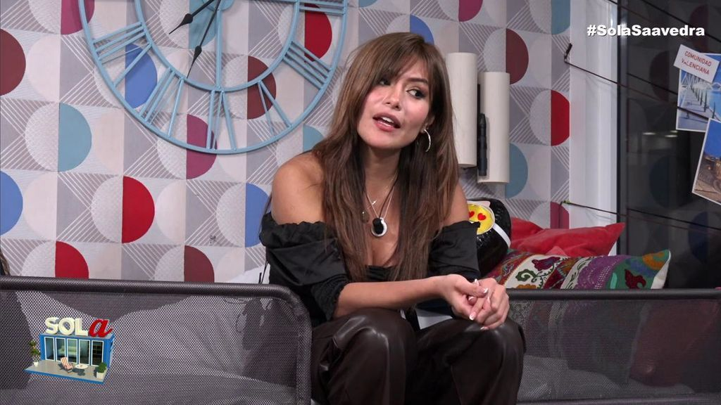 Nervios, ilusión y una inesperada confesión a Gianmarco: así han sido las primeras horas de Miriam Saavedra en 'Sola'