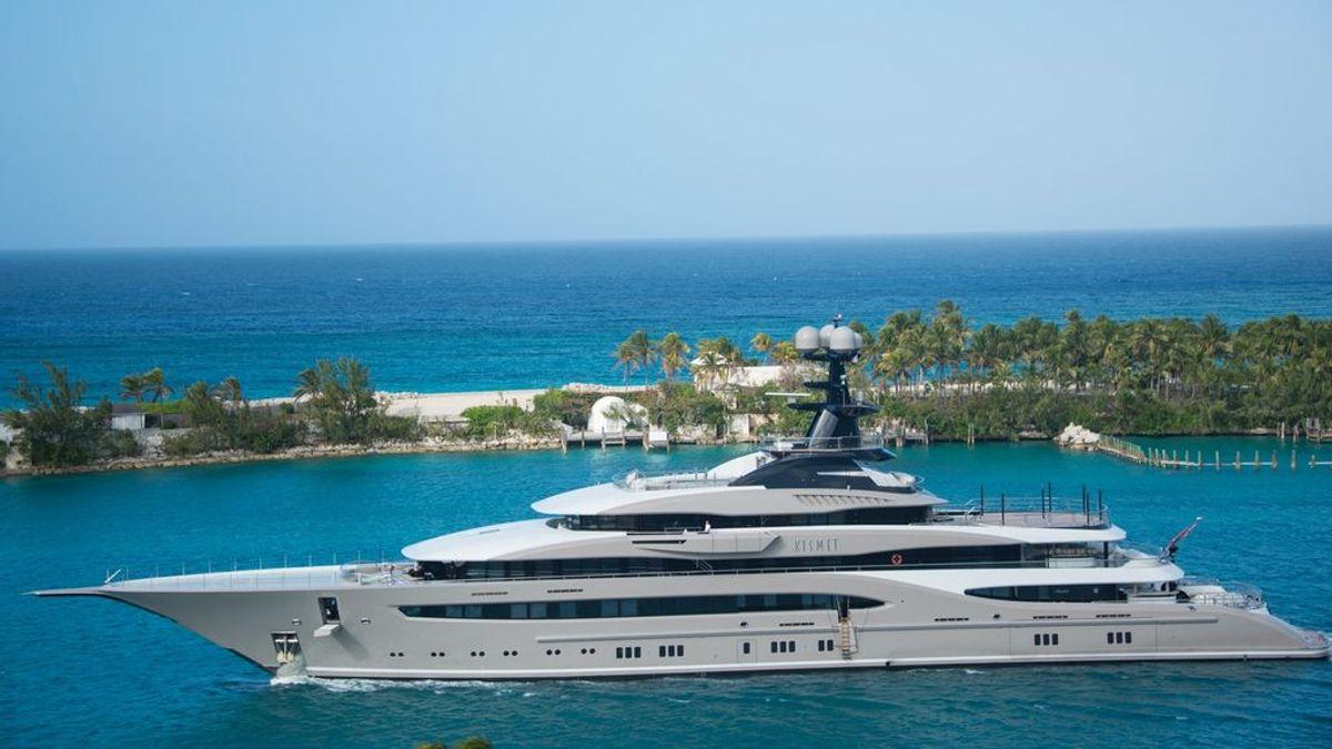 Desde el avión de lujo de Bill Gates al yate de Bono, el transporte hecho puro lujo