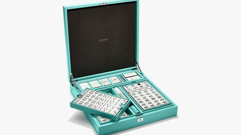 mahjong tiffany