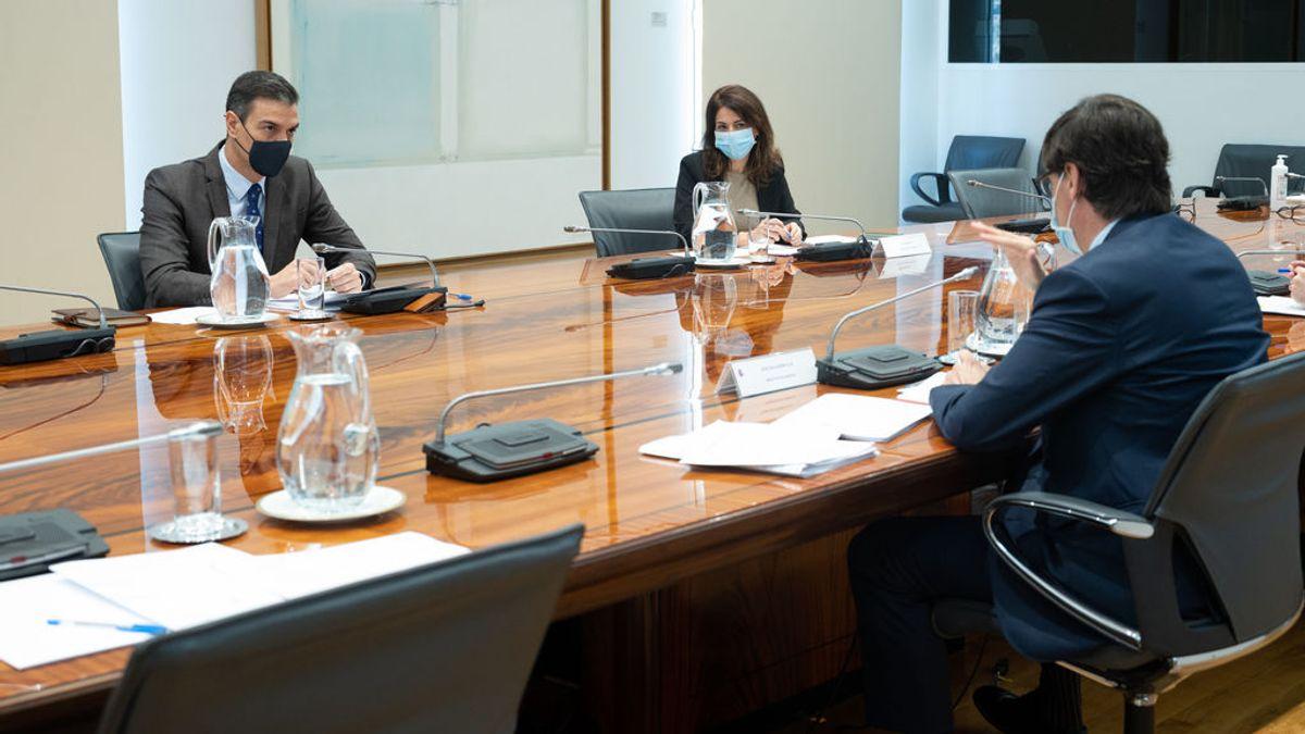 El plan Navidad del Gobierno: reuniones de 6 personas y toque de queda a la 1 en Nochebuena y Nochevieja