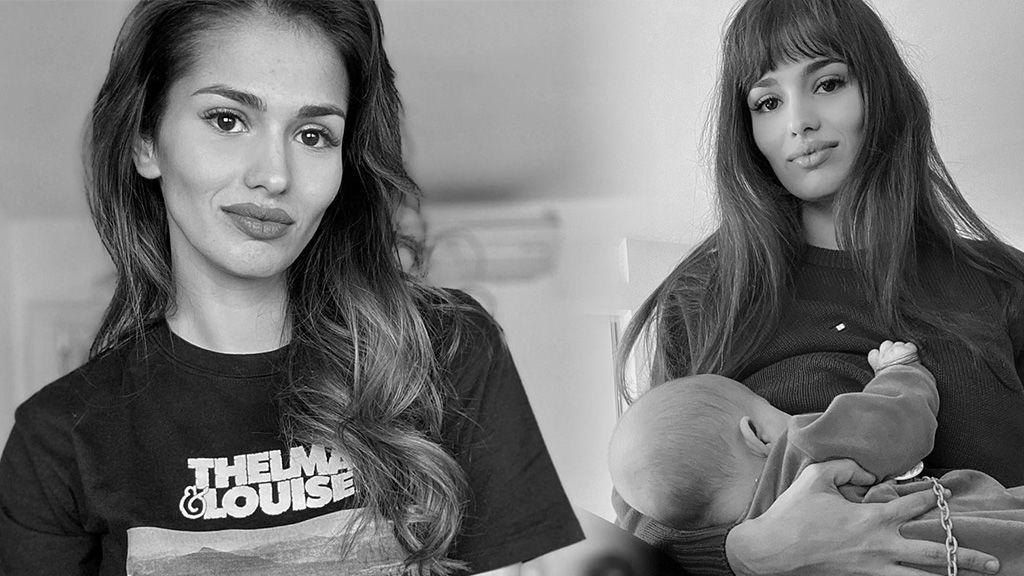 "Sara Salamo, sobre sus problemas con la lactancia: ""Pedía compasión, volver a empezar esta guerra me da miedo y congoja"""