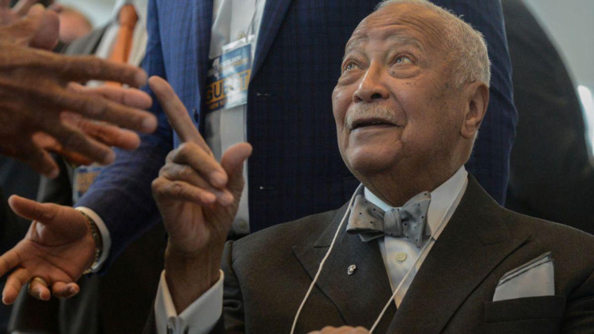 Muere David Dinkins a los 93 años, el único alcalde negro que ha tenido Nueva York