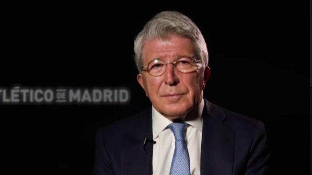 """Enrique Cerezo, en 'El Desmarque de Cuatro': """"Griezmann sigue comiendo en la mesa de Leo Messi"""""""