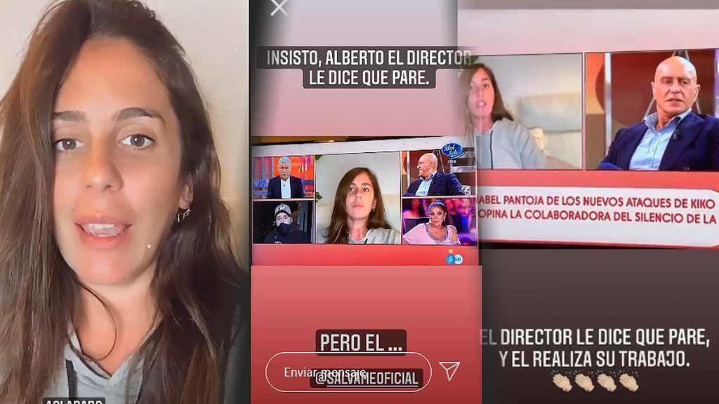 El cabreo de Anabel Pantoja en redes sociales