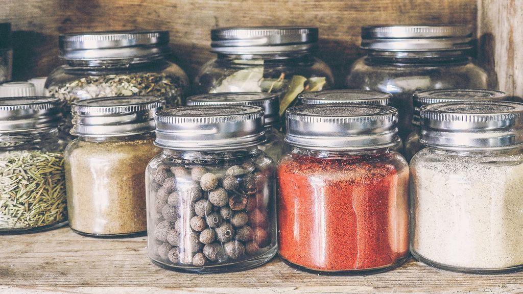 Especias para cocinar: listado con todas las especias