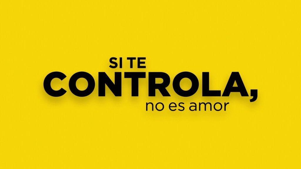 Control #SiHaceDañoNOesAmor