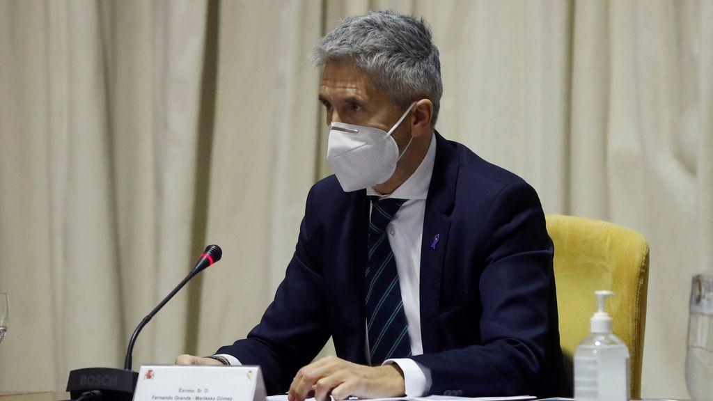 El Supremo rechaza la querella de la asociación Abogados Cristianos contra el ministro Grande-Marlaska