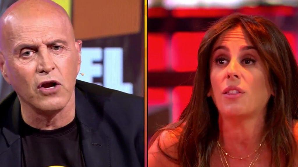 """""""Eres un 'pink"""" y otros fuertes enfrentamientos entre Anabel Pantoja y Kiko Matamoros"""