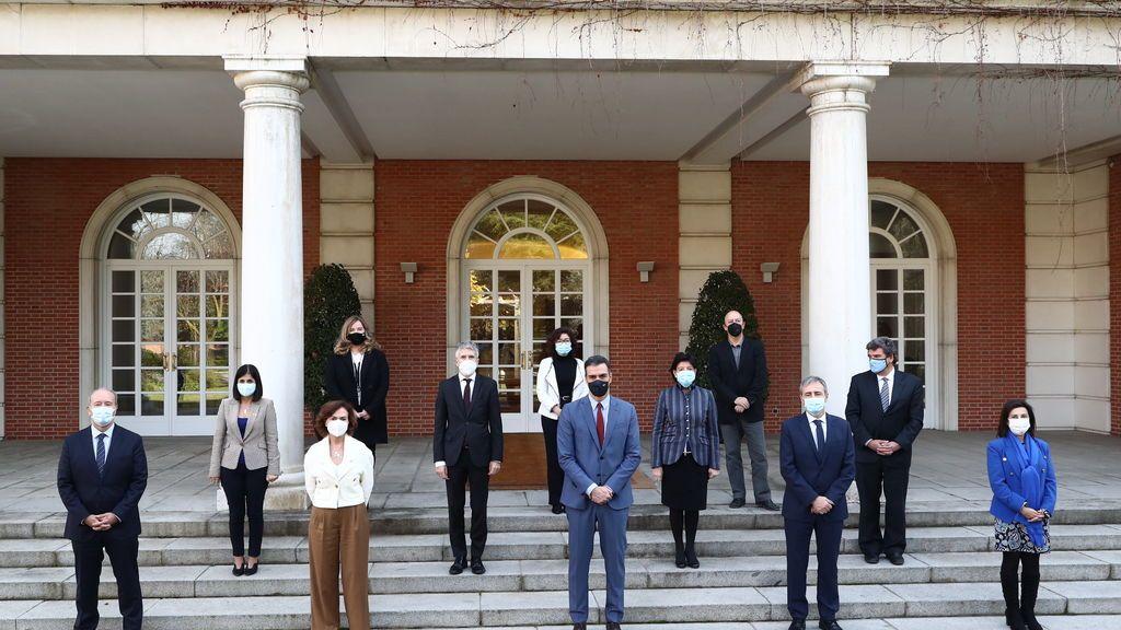 El Gobierno se reúne con las víctimas del terrorismo tras el acuerdo con Bildu a los Presupuestos