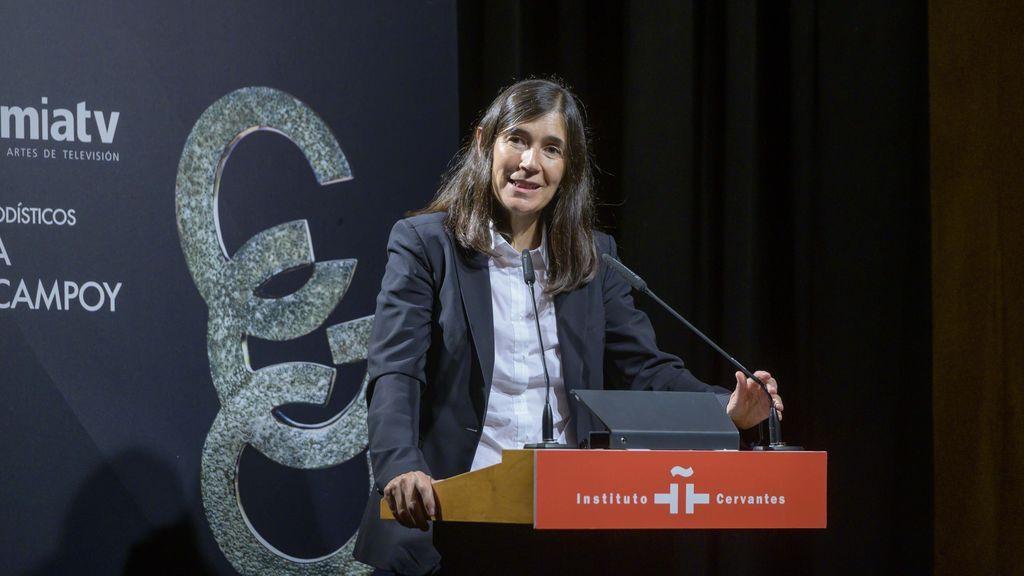 La científica María Blasco, autora del libro 'Morir joven, a los 140'.