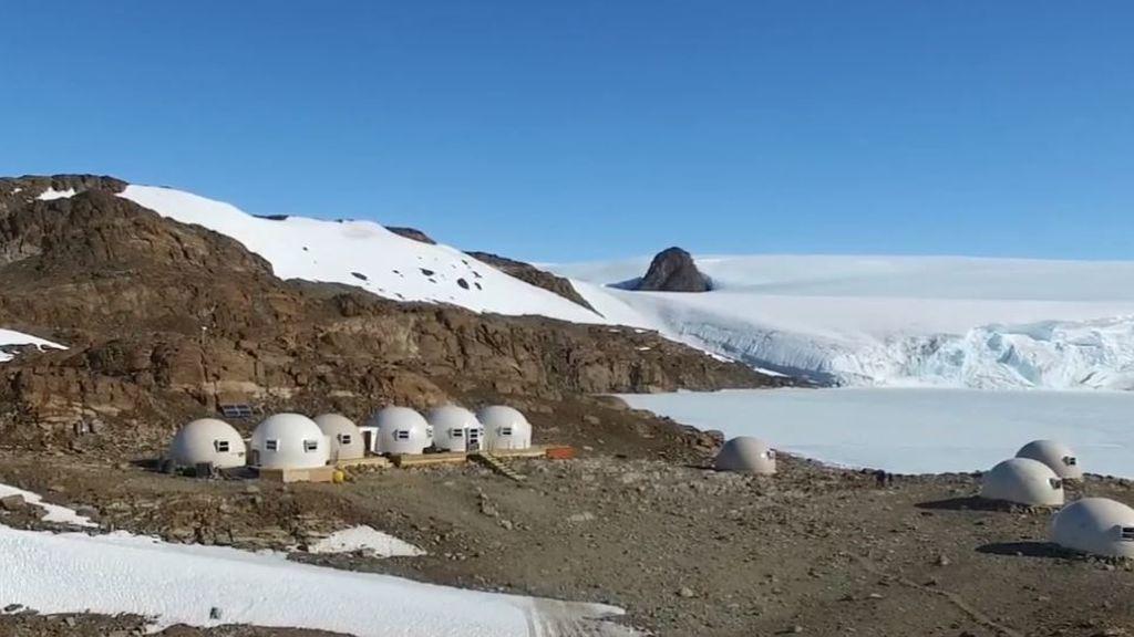 ¿Sueñas con viajar a la Antártida? Puedes hacerlo en este 'glamping' de lujo